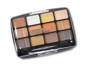 BEAUTY TREATS. Palette de Bolsillo de Sombras Blister