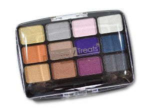 BEAUTY TREATS. Palette de Bolsillo de Sombras Matte