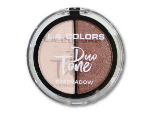 L.A. COLORS. Duo Tone Eyeshadow