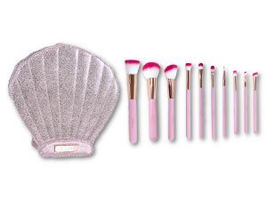 BEAUTY CREATIONS. Set de Brochas Mermaids Dream II