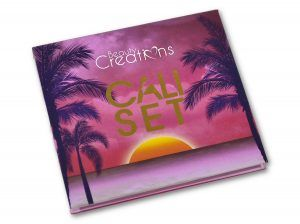 BEAUTY CREATIONS. Palette de Sombras Cali Set