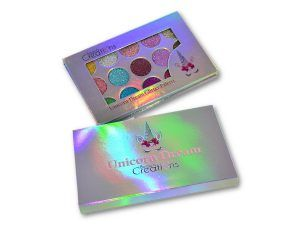 BEAUTY CREATIONS. Palette Glitter Unicorn
