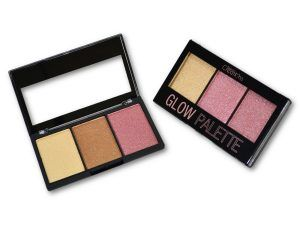 BEAUTY CREATIONS. Glow Palette 3 Tonos
