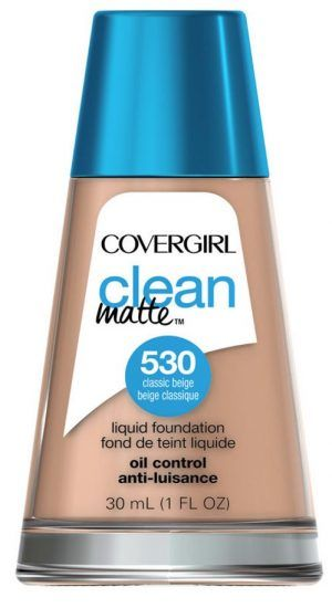 COVERGIRL. Base Líquida Clean Matte Oil Control