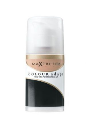 MAX FACTOR. Base Líquida Color Adapt