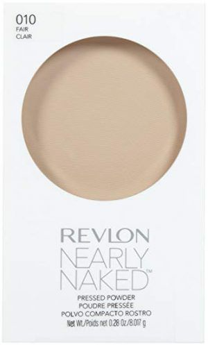 REVLON. Polvos Compacto Nearly Naked