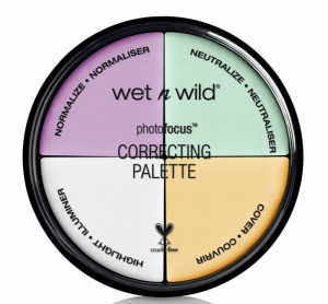 WET & WILD. CoverAll Concealer Palette