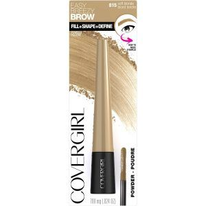 COVERGIRL. Polvos para Cejas Easy Brezy Fill + Shape + Define