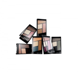 WET & WILD. Color Icon Eyeshadow Quads