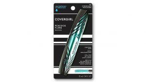 COVERGIRL. Máscara Peacock Flare Waterproof