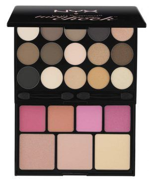 NYX. Paleta de Sombras Turn The Other Cheek