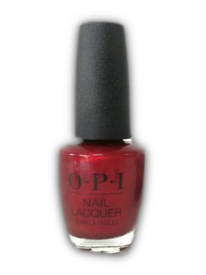 OPI. Nail Laquers Classics An Affair In Red Squar