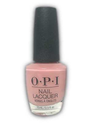 OPI. Nail Laquers Soft Shades Coney Island Cotton