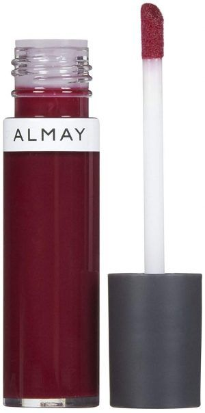 ALMAY. Labial Líquido Color+Care