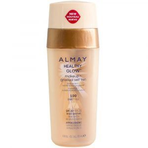 ALMAY. Bronzing Lotion Healthy Glow Makeup & Gradual Self Tan