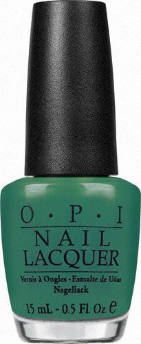 OPI. Esmalte de Uñas Laquers Classics /  Jade Is The New Black