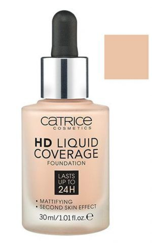 CATRICE. Base Hd Liquid Coverage