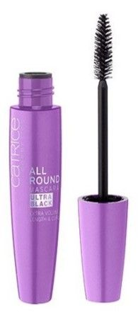 CATRICE. Mascara De Pestanas Allround Ultra Black