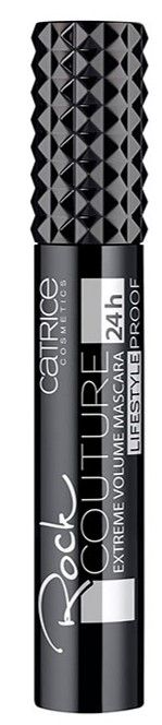 CATRICE. Mascara De Pestanas Rock Couture Extreme Volume Lifestyleproof 24h