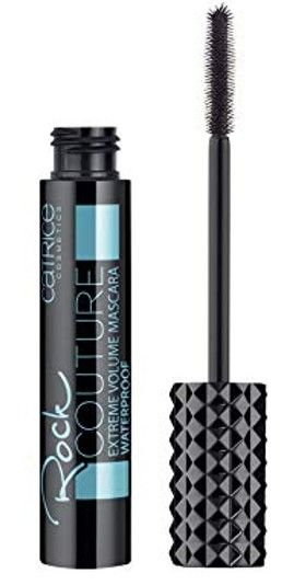 CATRICE. Mascara De Pestanas Rock Couture Extreme Volume Waterproof 24h