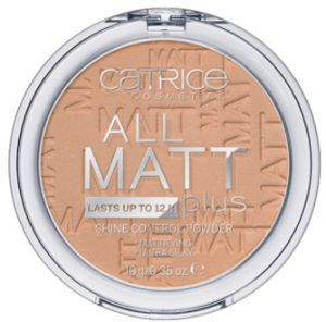 CATRICE. Polvos Compacto All Matt Plus Shine Control