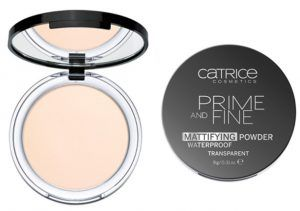 CATRICE. Polvo Compacto Prime And Fine Mattifying Waterproof