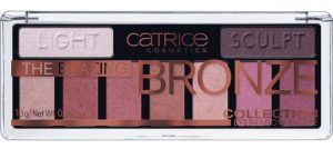 CATRICE. Sombra The Blazing Bronze Collection Palette