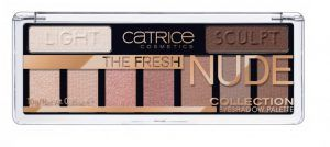 CATRICE. Sombra The Fresh Nude Collection Palette