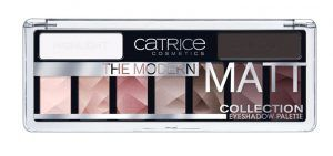 CATRICE. Sombra The Modern Matt Collection Palette