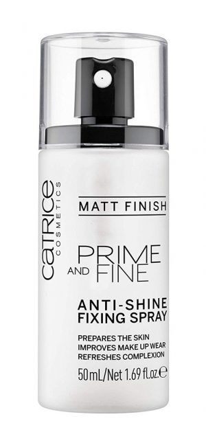 CATRICE. Fijador  Prime And Fine Anti-Shine