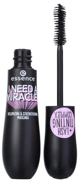 ESSENCE. Mascara De Pestanas  I Need A Miracle! Volumizing & Strengthening