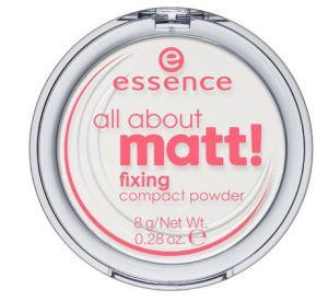 ESSENCE. Polvos Compacto  All About Matt! Fixing