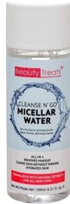 BEAUTY TREATS. Agua Micelar
