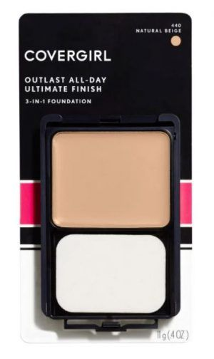COVERGIRL. Outlast – Base de maquillaje Ultimate Finish 3 en 1
