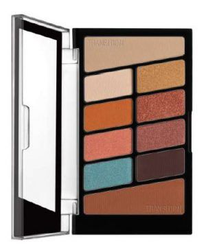 WET & WILD. Color Icon Eyeshadow 10 Pan Palette