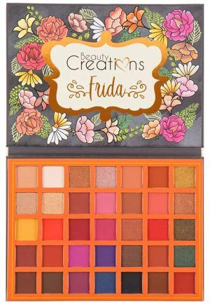 BEAUTY CREATIONS. Paleta Frida