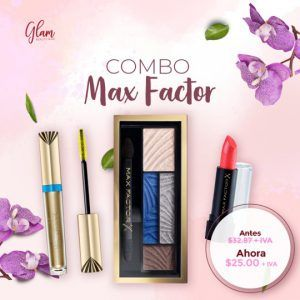 Combo Max Factor